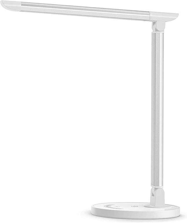 TaoTronics 12W Schreibtischlampe DL13 (5 Farben, 7 Helligkeitsstufen, dimmbar) für 21,99€ (statt 30€)