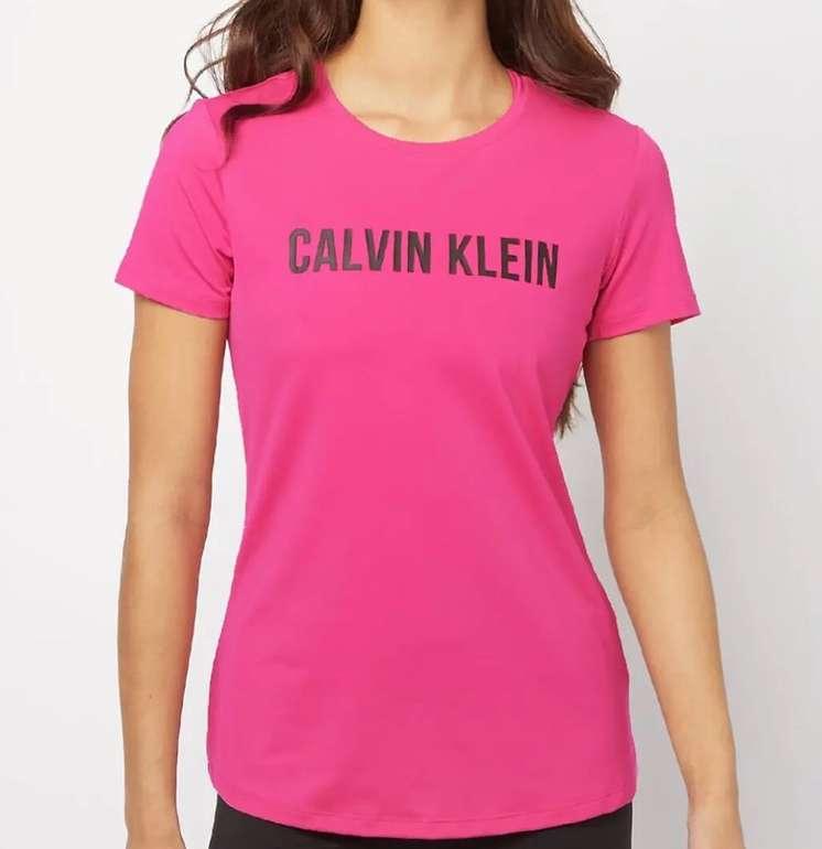 Snipes Last Sizes (Restgrößen) Sale mit 20% Extra Rabatt - z.B. Calvin Klein PW SS Logo Damen T-Shirt für 20€
