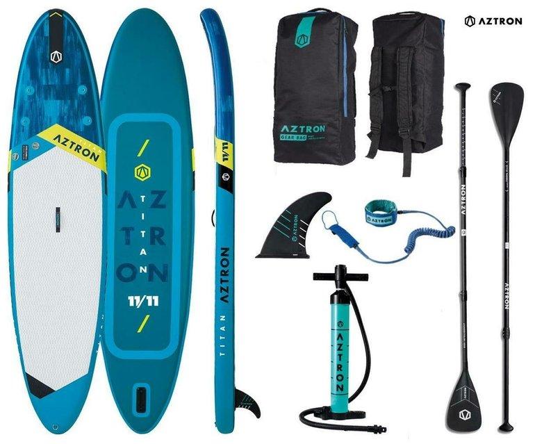 Aztron Titan 11.11. Stand up Paddle Board für 243€ inkl. VSK