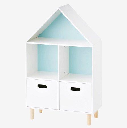 Vertbaudet: Bis zu 30% Rabatt auf die Kategorie Home, z.B. Kinderregal 107,99€