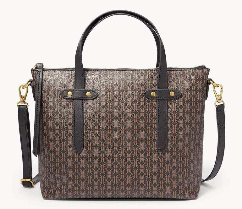 """Fossil Damen Tasche """"Felicity Satchel"""" - SHB2312015 für 58,20€ inkl. Versand (statt 83€)"""