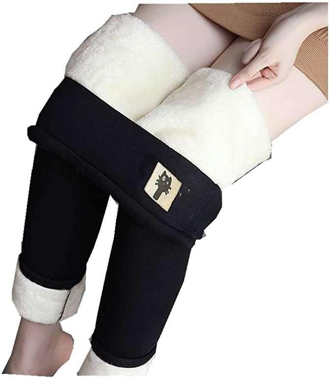 Huyuri Damen Winter Leggings ab 7,99€ inkl. Versand (statt 11€)