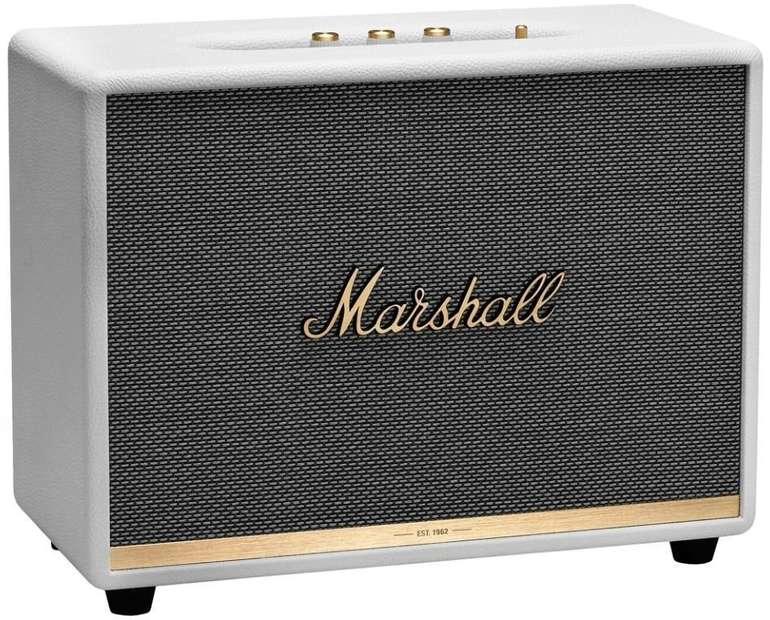 Marshall Woburn II Bluetooth-Lautsprecher für 309€ inkl. Versand (statt 340€)