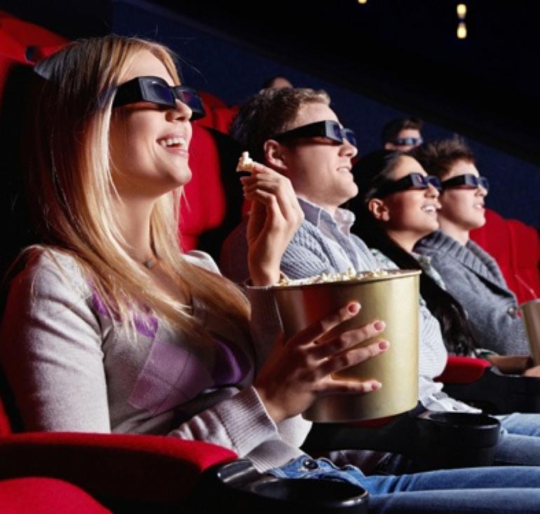 5 Gutscheine für UCI Kinos für 34,50€ - für 2D-Filme inkl. Überlänge & Loge
