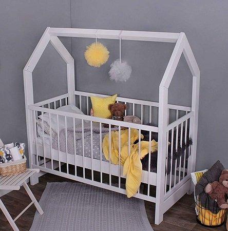 KAGU Kinderbett aus Kiefernholz für 129,99€ inkl. VSK (statt 179€)