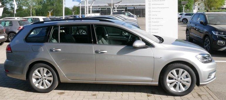 Volkswagen Golf Variant 1,5 TSI Comfortline Leasing 2