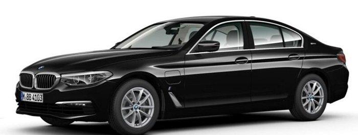 Leasing: BMW 5er Limousine 530e iPerformance Steptronic ab 222,69€ Netto / Monat