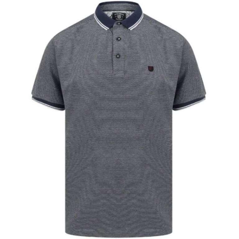 Kensington Goldsmith Herren Polo-Shirt (versch. Farben) für je 10,94€ inkl. Versand (statt 18€)