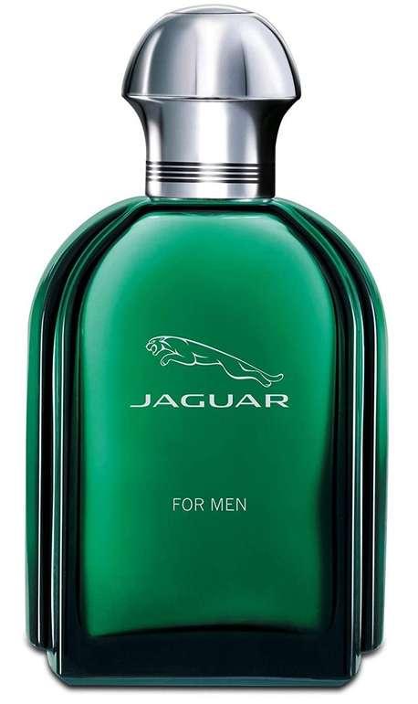 Jaguar Fragrances for Men Eau de Toilette 100ml für 8,42€ inkl. Prime Versand (statt 13€)