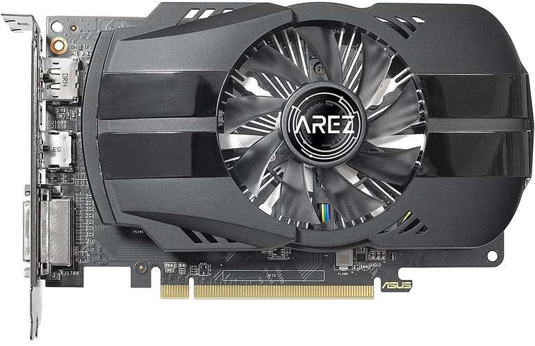 Asus Arez-PH-RX550-2G Gaming Grafikkarte