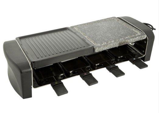 Severin Raclette-Grill RG 9640 für 29,31€ inkl. Versand (statt 53€)