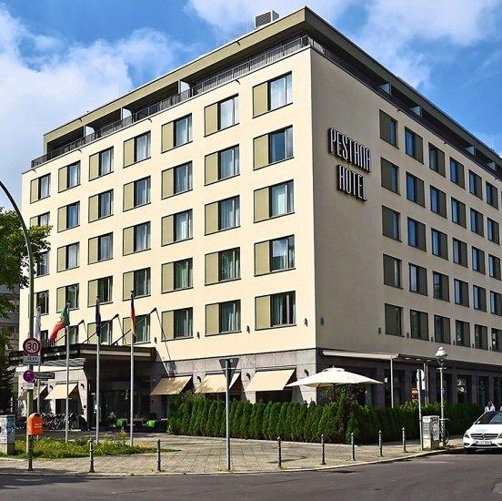 Berlin: ÜN im 4* Hotel Pestana Berlin Tiergarten inkl. Frühstück & Upgrade ins Executive-Doppelzimmer für 79€