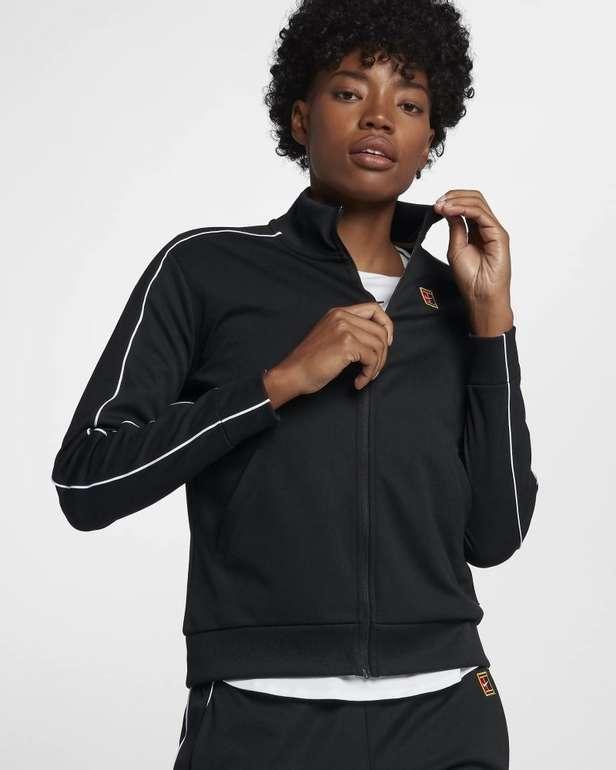 Nike NikeCourt Damen Tennisjacke für 30,38€ inkl. Versand (statt 36€) - Nike Membership!