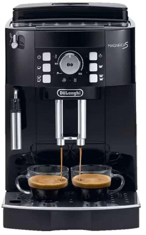 Media Markt Spring Sale Angebote - z.B. De'Longhi Ecam 21.116.B Magnifica S Kaffeevollautomat für 269€ (statt 300€)