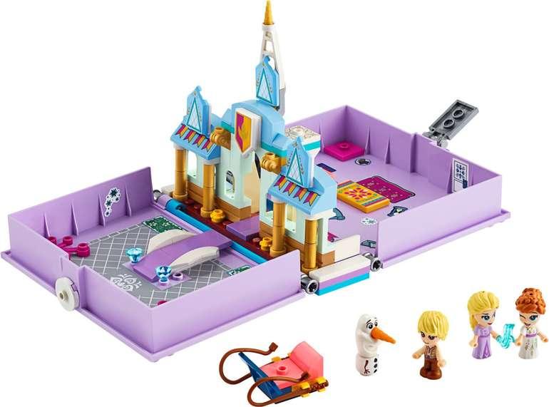 LEGO Disney Princess 43175 - Annas und Elsas Märchenbuch für 15,98€ (statt 19€)
