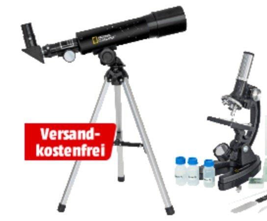 Mondfinsternis am 27. Juli: Ferngläser & Teleskope Aktion ab 55€