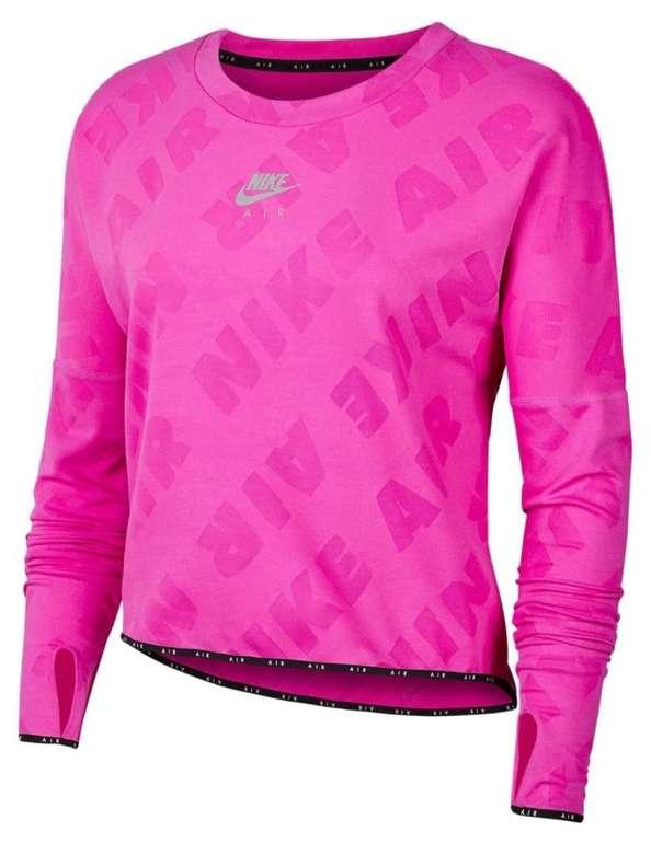 Nike Air Crew Midlayer Damen Langarm Laufshirt für 26,94€ inkl. Versand (statt 51€)