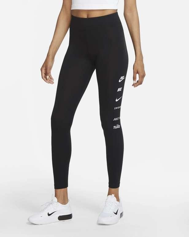 Nike Sportswear Swoosh Damen Leggings für 23,86€ inkl. Versand (statt 39€) - Nike Membership!
