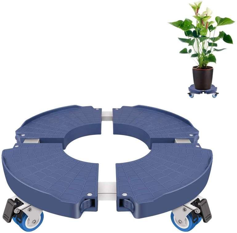 Linkax Pflanzenroller mit einstellbarer Größe (Tragkraft 150 kg, Ø 40-58cm) für 17,99€ inkl. Versand (statt 30€)