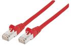 Intellinet 740579 LAN Netzwerkkabel (0,25m in rot) für 0,99€ - Prime!