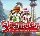 Groupon: Eintrittskarte für den Freizeitpark Slagharen (im gesamte Jahr 2021 gültig) für 15,50€ (statt 23€)