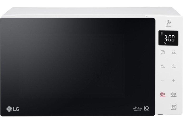 LG MS 23 NECBW Mikrowelle mit 23l, 1000 Watt für 89€ inkl. Versand