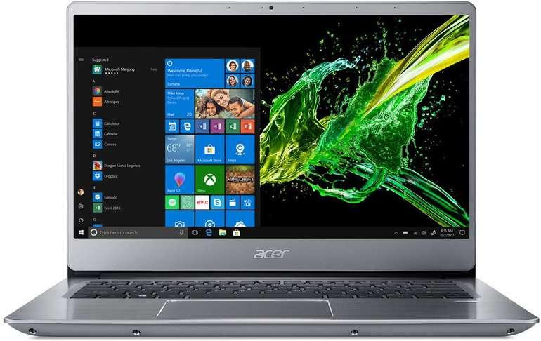 """Acer Swift 3 14"""" Notebook (SF314-56) mit i3, 4GB RAM und 128GB SSD für 349€ inkl. Versand"""