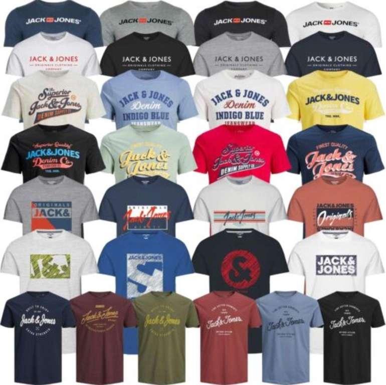 Jack & Jones Herren T-Shirts (versch. Modelle) für je nur 9,99€ inkl. Versand (statt 14€)
