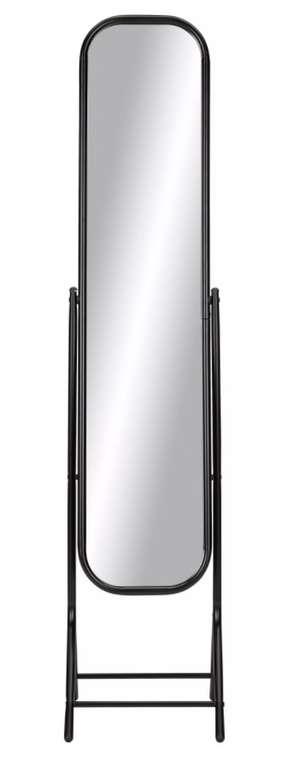 Mömax: 25% Rabatt bei Selbstabholung: z.B Modern Living Standspiegel in Schwarz für 29,92€ (statt 40€)