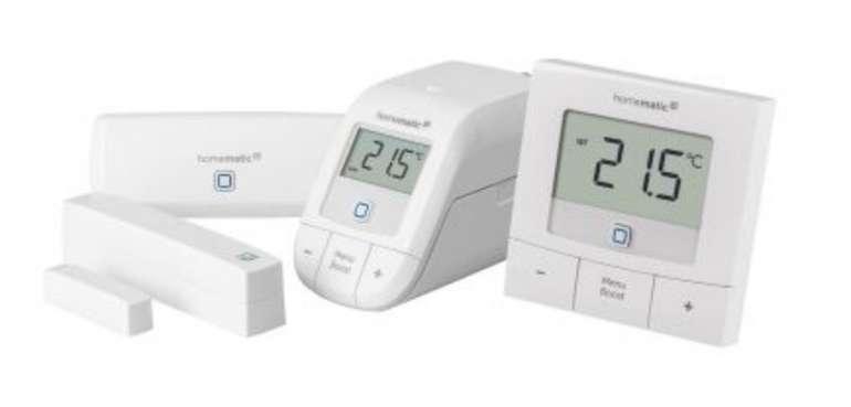 Homematic IP Starter Set Raumklima – WLAN + Homematic IP Wandthermostat für 99,95€ inkl. Versand