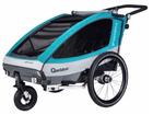 Qeridoo Sportex 2 2018 Fahrradanhänger für 299,99€ inkl. Versand (statt 389€)