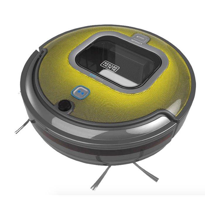 Black & Decker RVA 425 B LED Saugroboter für 188€ inkl. Versand (statt 250€)