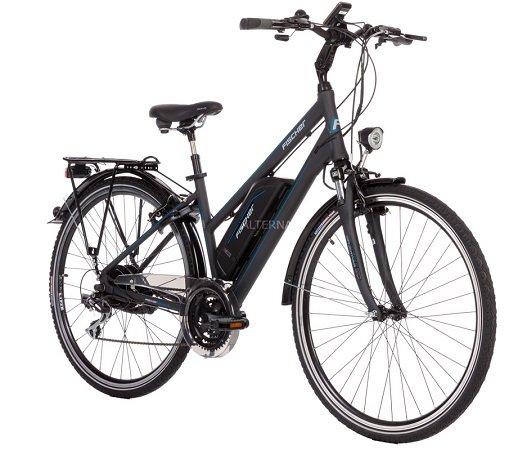 FISCHER e-Trek ETD 1801 Damen Pedelec (bis 25 km/h + 100km) für 924€ inkl. VSK