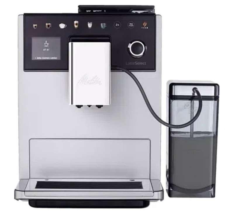 Melitta Latte Select F 630-201 Kaffeevollautomat für 689€ inkl. Versand (statt 769€) – Media Markt Club!