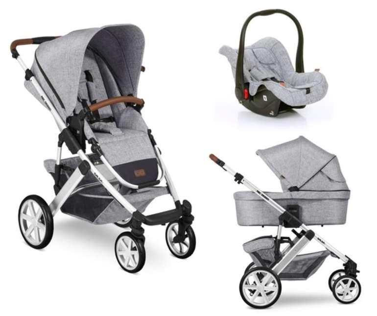 ABC-Design Salsa 4 All in One Kombi-Kinderwagen in Graphite Grey für 583,99€ inkl. Versand (statt 682€)