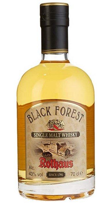 Rothaus Black Forest Single Malt Whisky 43 %, 0,7L für 44,99€ (statt 54€)