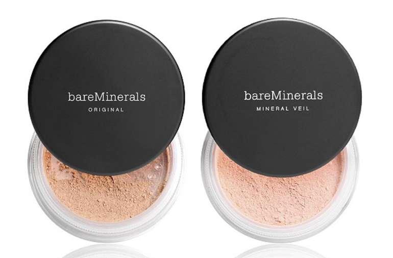 bareMinerals Original Foundation 16g + Mineral Veil 18g für 29,78€ (statt 76€)