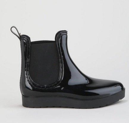Buffalo Damen Atlantis PVC Chelsea Boots für 19,90€ inkl. VSK (statt 37€)