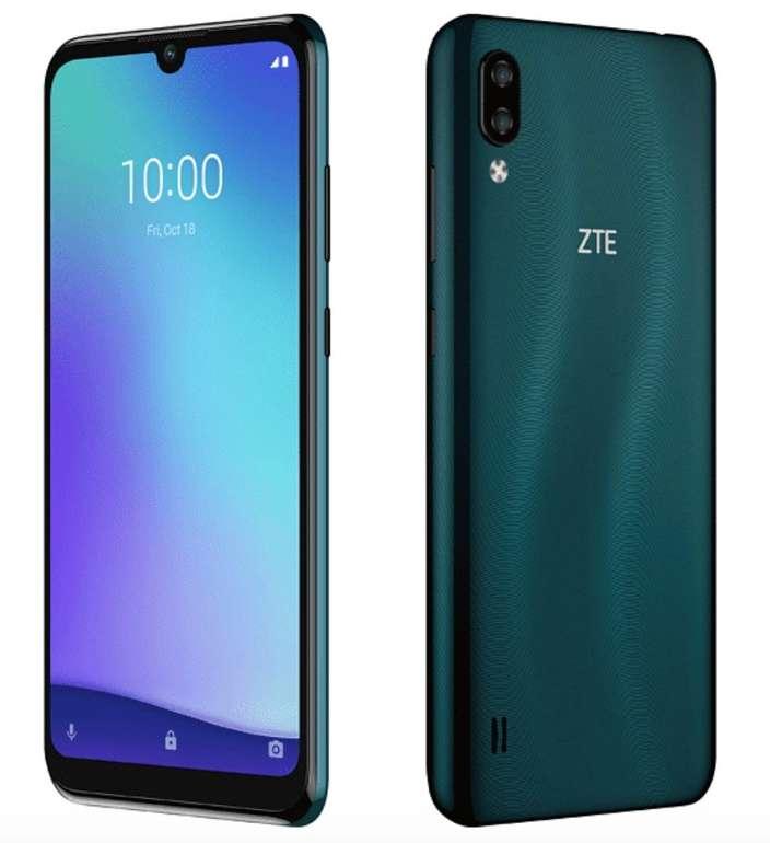 ZTE Blade A5 2020 Smartphone mit 32GB Speicher + ZTE L8 gratis dazu für 79,90€ inkl. Versand