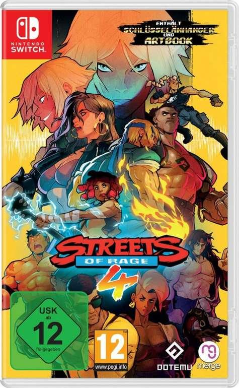 Streets of Rage 4 (Nintendo Switch) für 19,99€ inkl. Versand (statt 25€)