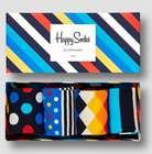 Happy Socks Black Friday Sale mit -40% Rabatt + VSKfrei, z.B. 4er Pack Socken für 24,47€