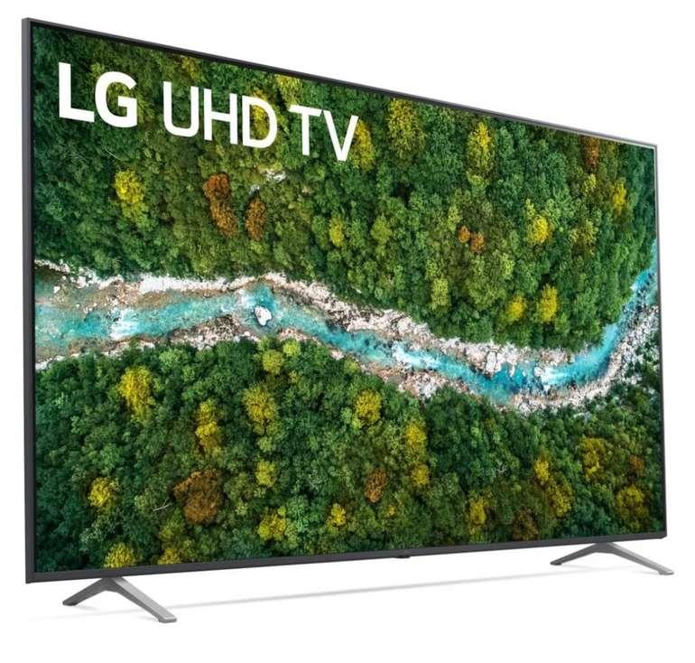 """LG 55UP77009LB TV mit 140 cm (55"""") (4K / UHD, HDR, LED Smart TV) für 499€ inkl. Versand (statt 595€)"""