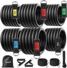 Unimi 13er Pack Fitnessbänder (bis zu 200lbs) für 19,79€ inkl. Prime-Versand (statt 22€)