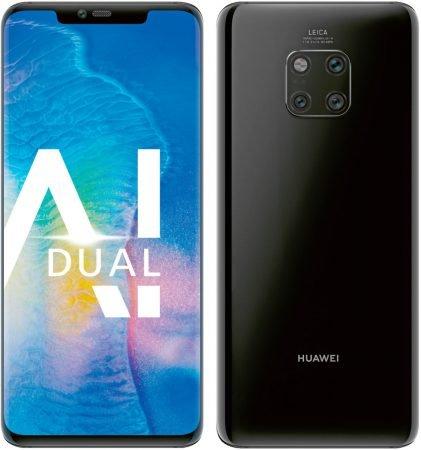 Huawei Mate 20 Pro Dual-Sim mit 128 GB Speicher für 413,91€ inkl. VSK (statt 478€)
