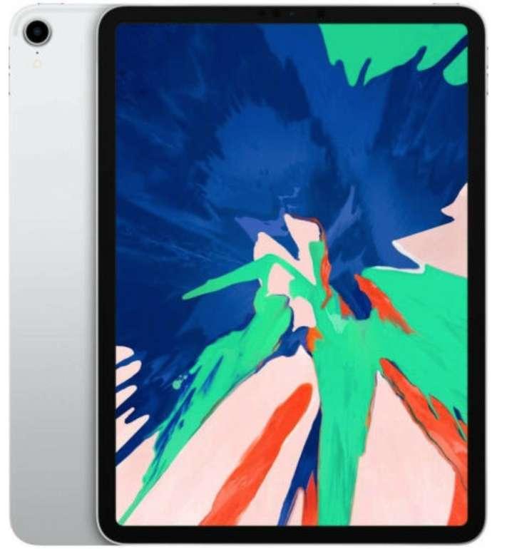 Apple iPad Pro 11 (2018) mit 64GB Speicher, WiFi und LTE für 707€ inkl. Versand (statt 766€)