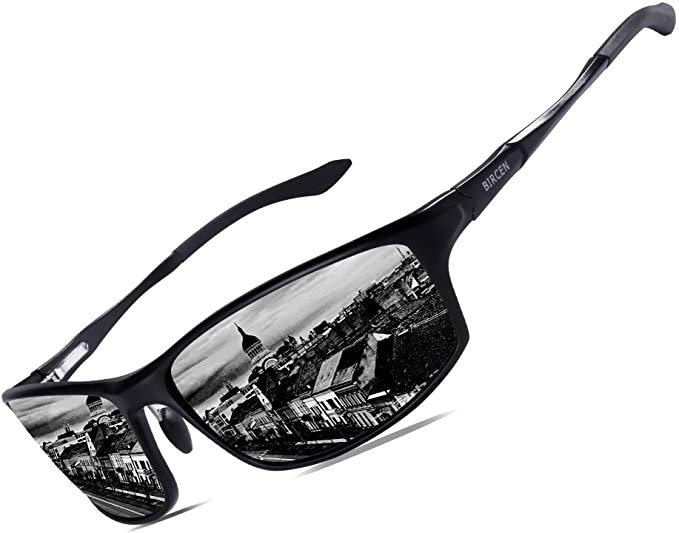 Bircen - polarisierte Damen & Herren Sonnenbrille in verschiedenen Ausführungen ab 10,80€ (Prime)
