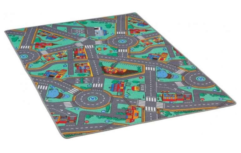 Kinder Straßenspielteppich (100 cm x 175 cm) für 9,99€ bei Marktabholung