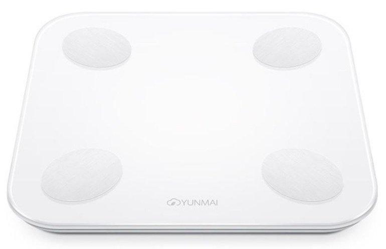 Smarte Xiaomi Yunmai Mini 2 Körperfettwaage mit App für 26,99€ inkl. Versand