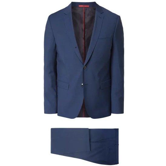 Peek & Cloppenburg*: 20% Extra-Rabatt auf alle Sale Artikel, z.B. Hugo Anzug Arti/hesten193 für 279,20€