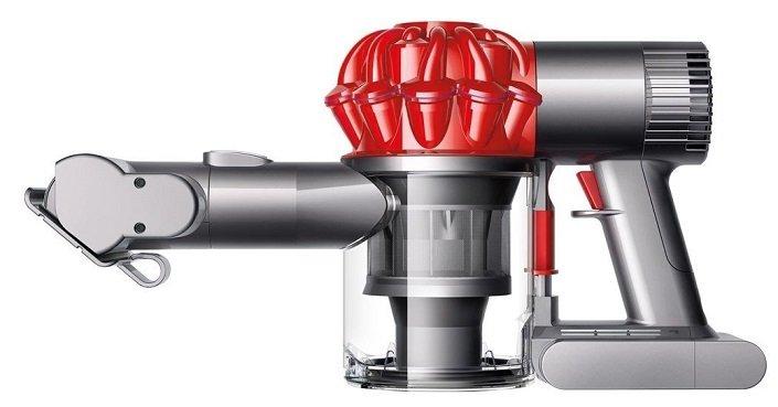 Dyson v6 Car + Boat Akku-Staubsauger in rot für 134,10€ inkl. Versand (statt 200€)